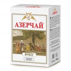 Чай Азерчай букет черный крупнолистовой 100г