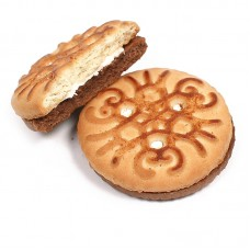 """Печенье """"Фифти-фифти"""" с какао и бананом вес 2кг"""