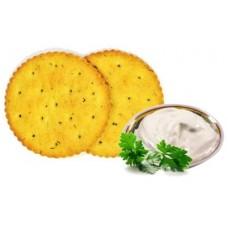 """Крекер """"Кристо-Твисто"""" сметана-зелень вес 3,5кг"""