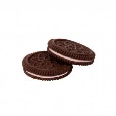 """Печенье """"Mr.O Мистер О"""" с какао и клубничной начинкой вес 3кг"""