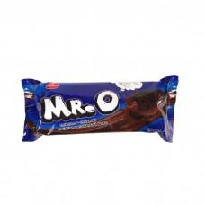 """Печенье """"Mr.O Мистер О"""" с какао и шоколадной начинкой вес 96гр"""