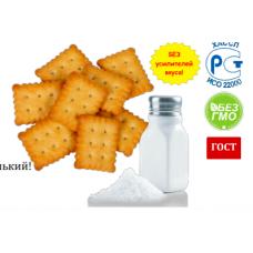 """Крекер """"Кристо-Твисто"""" мини с солью вес 3,5кг"""