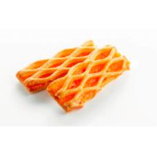 """Печенье сдобное """"Ажурное"""" с абрикосом вес 2кг"""