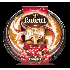 """Торт бисквитный вишневый """"Фаретти""""400г"""
