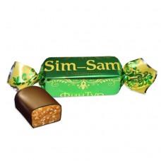 Конфеты Sim-Sam c кунжутом вес 4кг