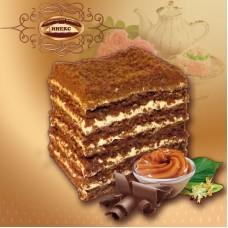 """Торт """"Медовик"""" шоколадный вес 2,3 кг"""