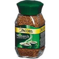 Кофе Якобс Монарх 190гр стекло