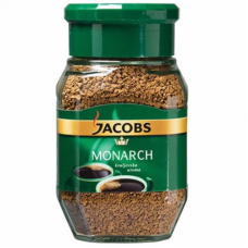 Кофе Якобс Монарх 95гр стекло