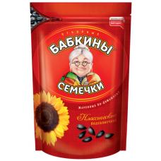 """Семечки """"БАБКИНЫ СЕМЕЧКИ"""" отборные 500гр (8шт)"""