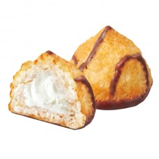 """Печенье """"Кокосанка с кокосовым кремом глазированное""""  вес 3 кг"""