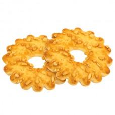 """Печенье """"Кольцо с орехом""""  вес 2,4 кг"""