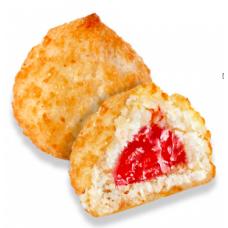 """Печенье """"Кокосанка с клубничной начинкой""""  вес 2,5кг ГОСТ"""