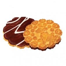 """Печенье """"Тёлочка"""" глазированное вес 4,5 кг"""