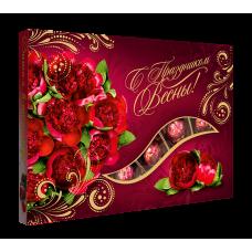 "Конфеты ""Вишня в шоколаде"" 8 МАРТА 210 г"