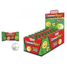 Жевательная резинка Гамми Фрут лимон 3,3гр (100шт)
