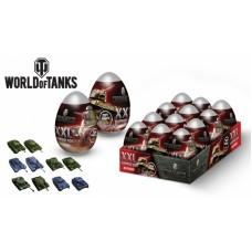 WORLD OF TANKS Мармелад в сах.глазури в пластиковом яйце xxl с 3D игрушкой 10гр*12шт (ут21617)