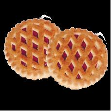 """Печенье """"Любимое лукошко с клубничной начинкой"""" 3кг"""