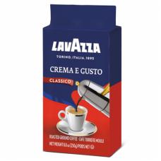 Кофе Лавацца Крем Густо молотый 250г