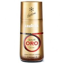 Кофе Лавацца Оро растворимый 95г стекло