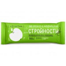 """Батончик """"БиоИнновации"""" Яблоко с корицей для стройности"""" 25г*30шт"""
