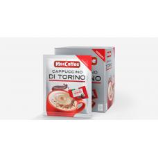"""Кофе Мак Капучино  """"Ди Торино"""" 25,5 гр (20 шт /упак) растворимый"""