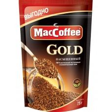Кофе Maccoffee Gold 75гр (12шт /упак) растворимый