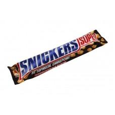 "Шоколадный батончик ""Сникерс Супер"" 95 гр *32шт"
