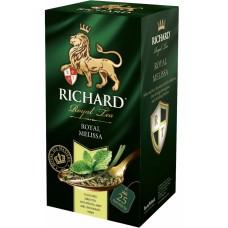 """Чай """"Ричард"""" Грин Мелисса 25пак*2г в конверте"""