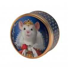 """Чай """"Ричард"""" НГ Год королевской мыши (черный, кр листовой) 40г ж/б"""