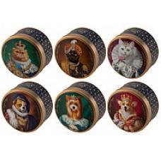 """Чай """"Ричард"""" Королевские собаки и кошки (черный,листовой) 40г ж/б"""