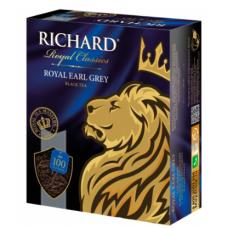 "Чай ""Ричард"" Роил Эра Грей 100 пак*2г в конверте"