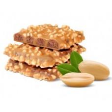 """Печенье шоколадное """"CHOCOLINE"""" глазированное карамельной глазурью с арахисом 3кг"""