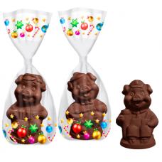 """Шоколадная фигурка """"Три поросенка"""" 100г"""
