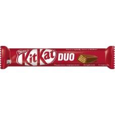 """Шоколадный батончик """"Кит-Кат"""" ДУО 58 гр *35шт"""