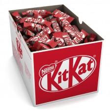 Конфеты КитКат мини темный шоколад 4кг