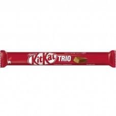 """Шоколадный батончик """"Кит-Кат"""" ТРИО 87 гр *20шт"""