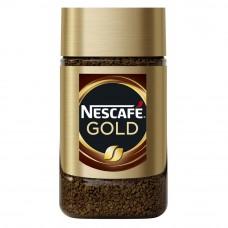 Кофе  Nescafe Голд 47,5гр стекло