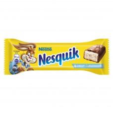 "Шоколадный батончик ""Несквик "" 43 гр *36шт"