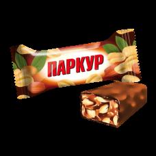 """Конфеты """"Паркур мини"""" карамель с арахисом  (по 1кг)"""