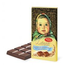 """Шоколад """"Аленка"""" 95 гр пористый"""
