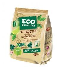 """Конфеты """"Eco Botanica"""" с экстрактом зеленого чая и витаминами, желейные, 200 гр."""
