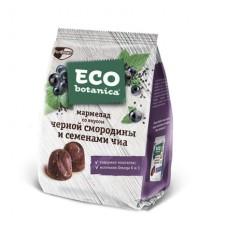 Мармелад Eco Botanica со вкусом черной смородины и семенами Чиа, 200 гр.