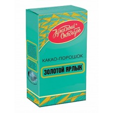 """Какао-порошок """"Золотой Ярлык"""" 100г"""