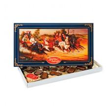Конфеты в коробке Русь тройка, Красный Октябрь, 350 гр.