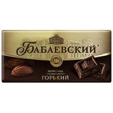 "Шоколад ""Бабаевский"" 100г горький"