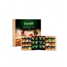 Чай Гринфилд Ассорти Подарочный набор 120 пак (8 шт в кор)