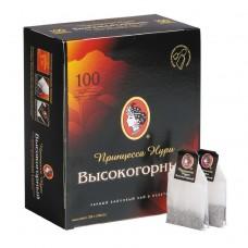 Чай Принцесса НУРИ высокогорный 100пак *2 гр (18 шт в кор)