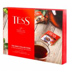 Чай ТЕСС Набор Ассорти 12 видов (60 пакетиков) 100гр