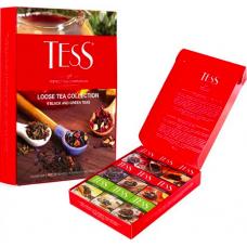 Чай Tess коллекция превосходного чая 9 видов листовой, 350г