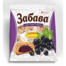 """Пряники """"Забава"""" со вкусом черной смородины 300г"""